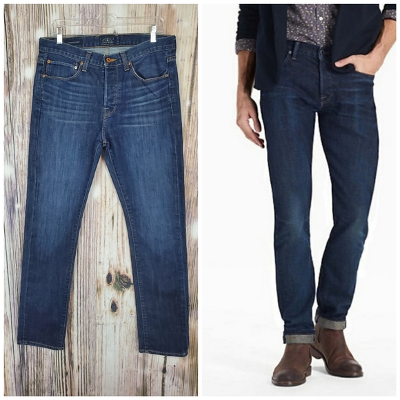 Lucky Brand Other - Lucky Brand Authentic Skinny Button Fly Jeans